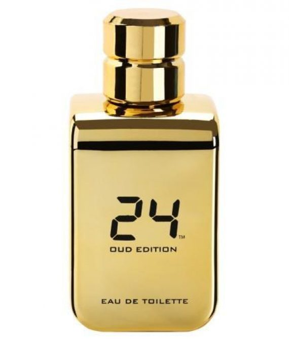 24 Gold Oud Edition By Scentstory EDT Perfume