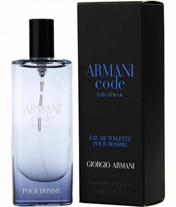 Armani Code Colonia ( 15ml Miniature )