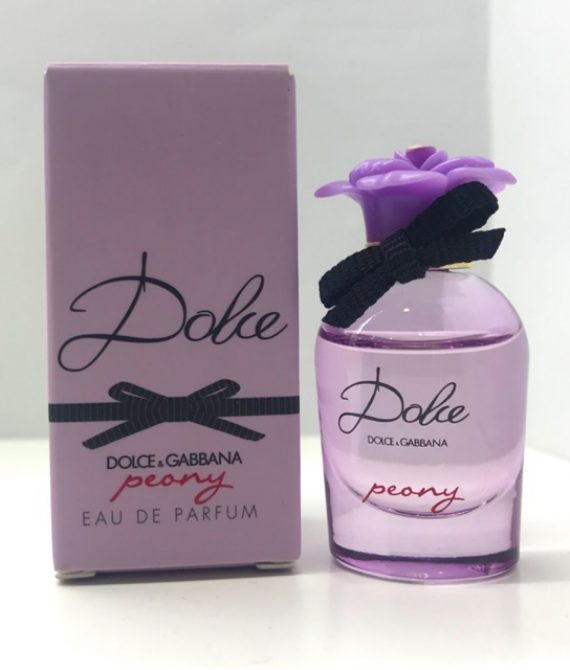 Peony By Dolce & Gabbana ( Official Miniature )