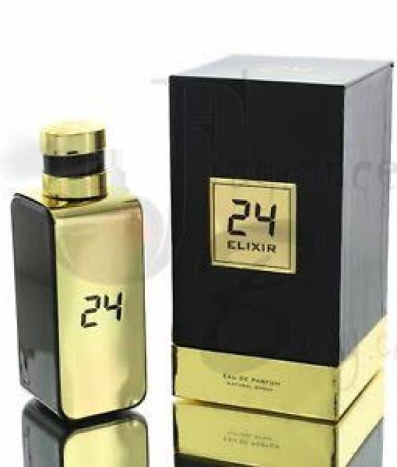 24 Gold Elixir  By Scentstory EDP