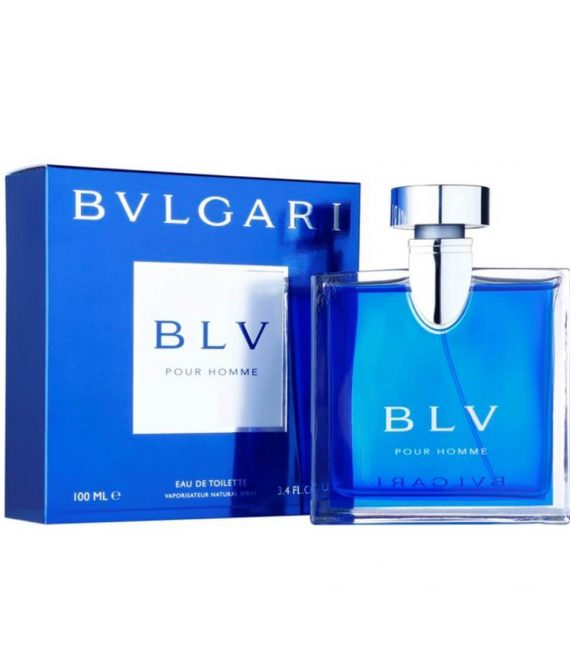 BLV Pour Homme By Bvlgari- 5ml ( Official Miniature )