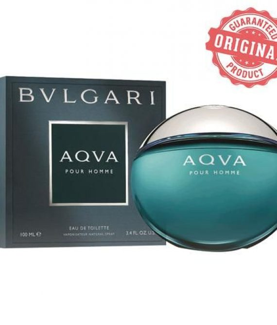 Aqva Pour Homme By Bvlgari- 5ml ( Official Miniature )