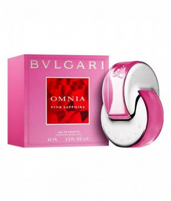 Omnia Pink Sapphire By Bvlgari- 5ml ( Official Miniature )