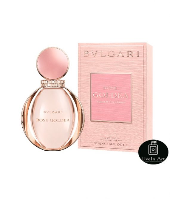 Rose Goldea By Bvlgari- 5ml ( Official Miniature )